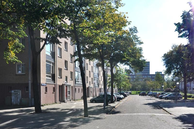 Louis Couperusstraat Amsterdam