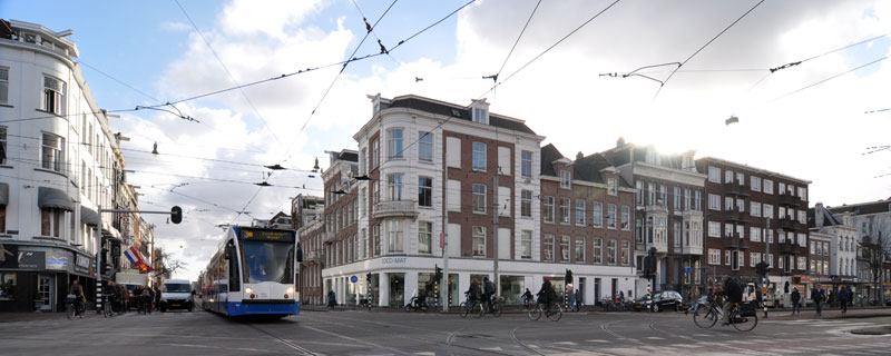 Overtoom Constantijn Huijgenstraat